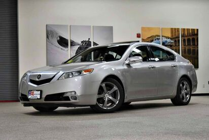 2010_Acura_TL_Technology Package AWD_ Canton MA
