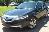 2010 Acura TL w/ NAVIGATION & LEATHER SEATS