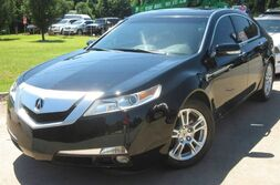 Acura TL w/ NAVIGATION & LEATHER SEATS 2010
