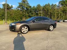 2010_Acura_TSX_5-Speed AT_ Hattiesburg MS
