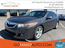 2010_Acura_TSX_5-Speed AT_ Pleasant Grove UT