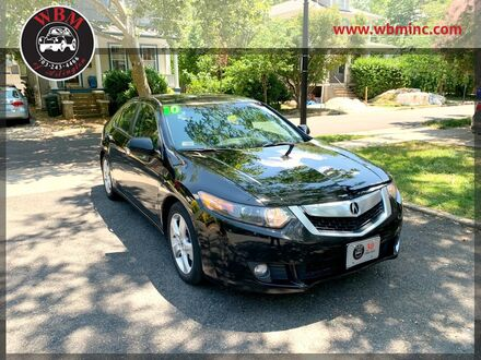 2010_Acura_TSX_Sedan_ Arlington VA