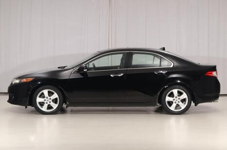 Acura TSX Sedan 2010