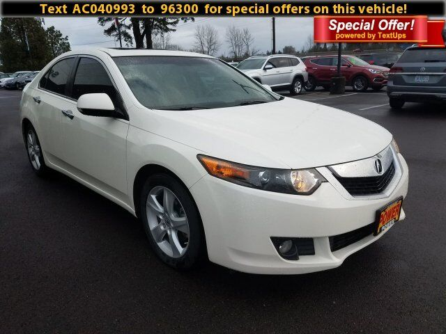 2010 Acura TSX Tech Pkg Corvallis OR