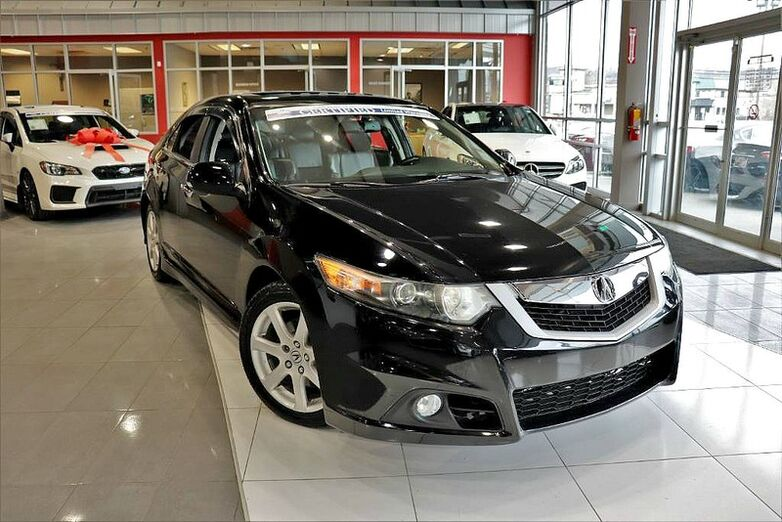 2010 Acura TSX Tech Pkg V6 - Clean CARFAX - No accidents - Fully Serviced - QUALITY CERTIFIED up to 12 Months, 12,000 Miles WARRANTY Springfield NJ