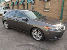 2010_Acura_TSX_V6 5-Speed AT_ Knoxville TN