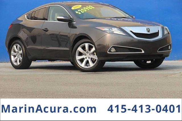2010_Acura_ZDX_with Technology Package_ Bay Area CA