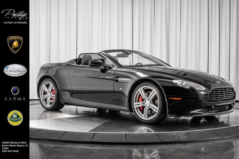 2010_Aston Martin_Vantage__ North Miami Beach FL