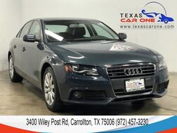 2010_Audi_A4_2.0T PREMIUM PLUS QUATTRO SUNROOF LEATHER HEATED SEATS BLUETOOTH_ Carrollton TX