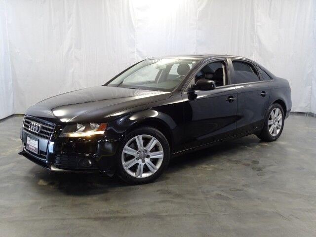 2010 Audi A4 2.0T Premium Addison IL