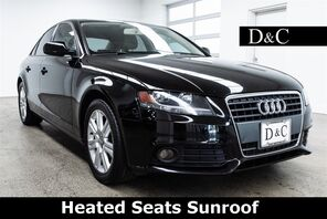2010_Audi_A4_2.0T Premium FrontTrak Heated Seats Sunroof_ Portland OR
