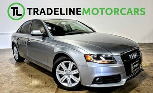 2010_Audi_A4_2.0T Premium SUNROOF, LEATHER, BLUETOOTH AND MUCH MORE!!!_ CARROLLTON TX