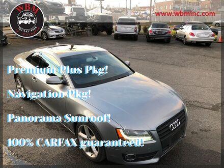 2010_Audi_A5_2.0T Premium Plus quattro Cpe_ Arlington VA