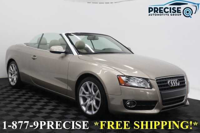 2010 Audi A5 Cabriolet 2.0T FrontTrak Multitronic Chantilly VA