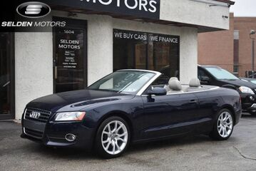 2010_Audi_A5_Premium_ Willow Grove PA