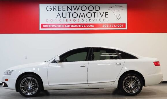 2010 Audi A6 4.2L Prestige Greenwood Village CO