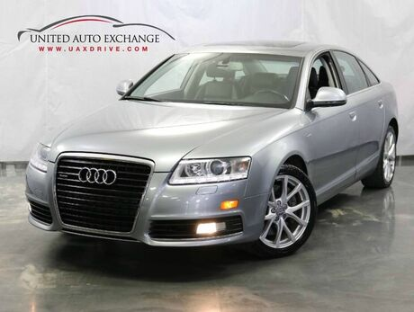 2010 Audi A6 Premium Plus / 3.0L V6 Supercharged Engine / AWD Quattro / Sunroof / Navigation / Heated Leather Seats / Bluetooth Telephony Addison IL
