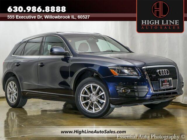 2010 Audi Q5 Premium Plus Willowbrook IL