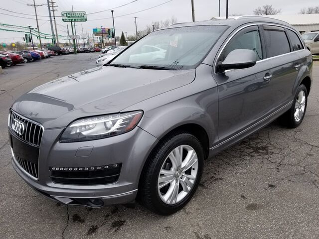 2010 Audi Q7 3.0L TDI Premium Plus Fort Wayne Auburn and Kendallville IN