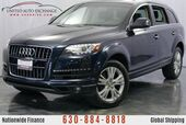 2010 Audi Q7 3.0L V6 DIESEL Engine AWD **3rd Row Seats** TDI Premium Plus w/ Navigation, Bluetooth Connectivity, Sunroof, Bose Premium Sound System, Front and Rear Parking Aid with Rear View Camera