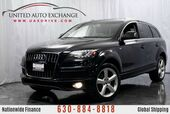 2010 Audi Q7 3.0L V6 Diesel Engine TDI S Line Premium Plus w/ 3rd Row Seats, Panoramic Sunroof, Navigation, Bluetooth Connectivity, Heated Leather Seats, Front and Rear Parking Aid with Rear View Camera