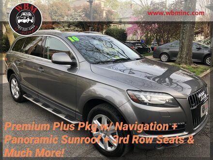 2010_Audi_Q7_3.6L Premium Plus_ Arlington VA