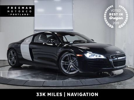 2010_Audi_R8_4.2L 33k Miles Navigation Heated Seats_ Portland OR