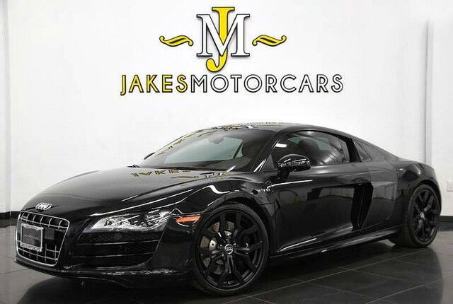 2010 Audi R8 5.2L V10 Coupe *RARE 6-SPEED MANUAL* San Diego CA