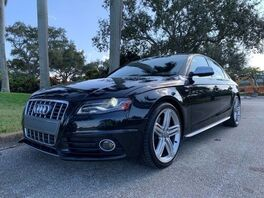 2010_Audi_S4_3.0 Prestige_ Hollywood FL