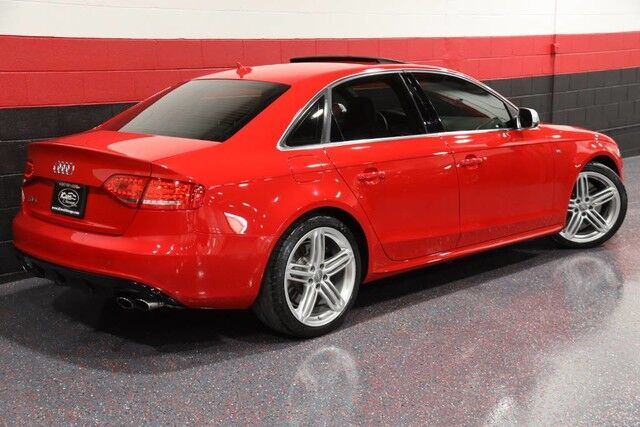 2010 Audi S4 Premium Plus 4dr Sedan Chicago IL