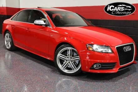 2010_Audi_S4_Premium Plus 4dr Sedan_ Chicago IL