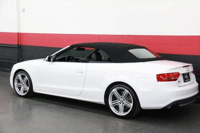 2010 Audi S5 Premium Plus 2dr Convertible Chicago IL