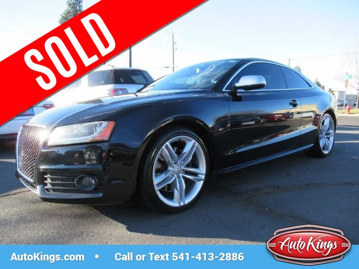 2010 Audi S5 Premium Plus Bend OR
