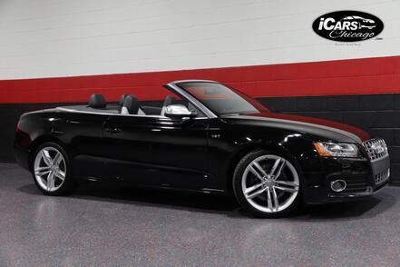 2010_Audi_S5_Premium Plus Convertible_ Chicago IL