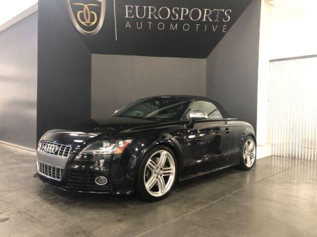 2010 Audi TTS 2.0T Prestige Salt Lake City UT