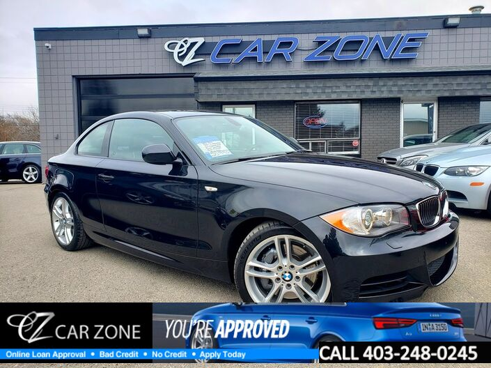 2010 BMW 1 Series 135i M-package Mint Shape Calgary AB