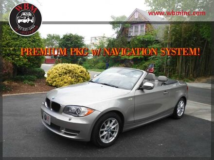2010_BMW_128i_Convertible_ Arlington VA