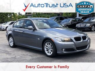 BMW 3 Series 328i LOW MILES SUNROOF LEATHER BLUETOOTH 2010