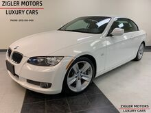 2010_BMW_3 Series_335i Convertible Sport low miles Clean Carfax Navigation Prem Pkg_ Addison TX