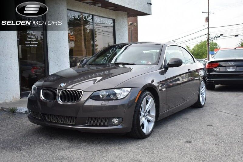 2010 BMW 335i Convertible 335i Conshohocken PA