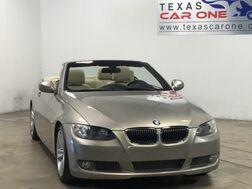 2010_BMW_335i Convertible_LEATHER HEATED SEATS SPORT SEATS KEYLESS START BLUETOOTH PADDLE SHIFTERS_ Carrollton TX