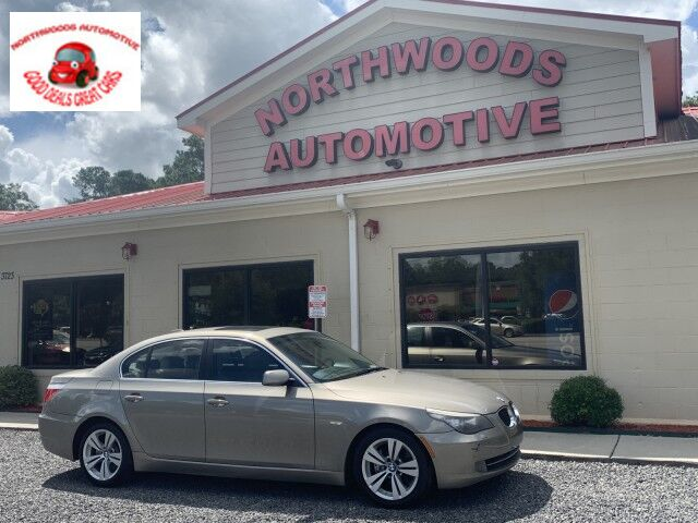 2010 BMW 5 Series 528i North Charleston SC