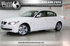 2010_BMW_5 Series_528i xDrive - NAVIGATION LEATHER INTERIOR HEATED SEATS_ Chicago IL