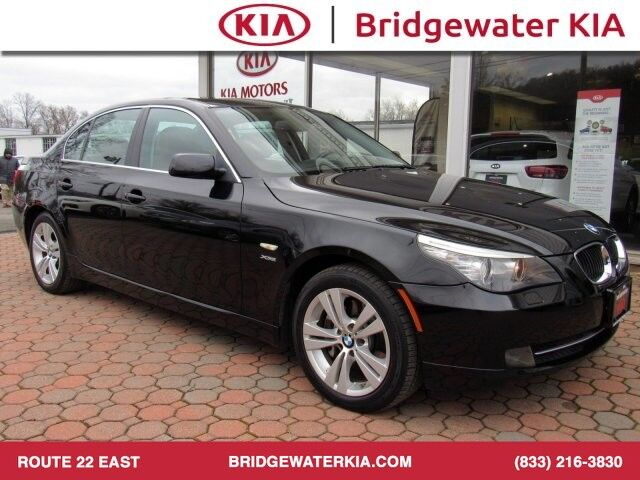 2010 BMW 5 Series 528i xDrive Sedan, Premium Package, In-Dash CD/MP3-Player, Bluetooth Technology, Heated Steering Wheel, Heated Leather Seats, Power Sunroof, HID Headlights, 17-Inch Alloy Wheels, Bridgewater NJ
