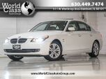 2010 BMW 5 Series 528i xDrive XENONS LEATHER SUNROOF ONE OWNER