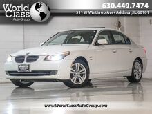 2010_BMW_5 Series_528i xDrive XENONS LEATHER SUNROOF ONE OWNER_ Chicago IL