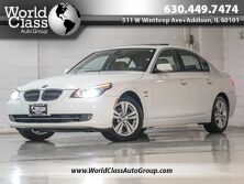 BMW 5 Series 528i xDrive XENONS LEATHER SUNROOF ONE OWNER 2010