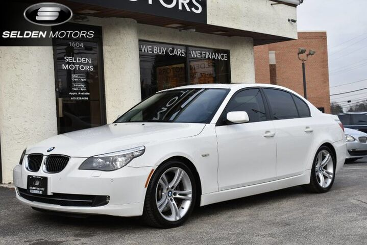 2010_BMW_5 Series_535i_ Conshohocken PA