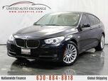 2010 BMW 5 Series Gran Turismo 3.0L V6 Twin Turbo Engine RWD 535i w/ Panoramic Sunroof, Front and Rear Parking Aid with Rear View Camera, Navigation, Bluetooth Connectivity, USB & AUX Input