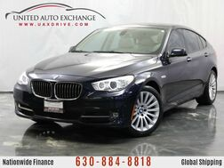 2010_BMW_5 Series Gran Turismo_3.0L V6 Twin Turbo Engine RWD 535i w/ Panoramic Sunroof, Front and Rear Parking Aid with Rear View Camera, Navigation, Bluetooth Connectivity, USB & AUX Input_ Addison IL